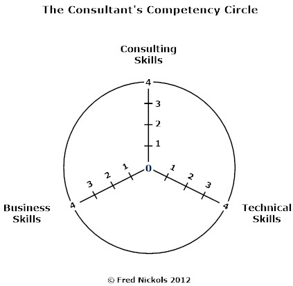 Consulting Competency Circle
