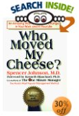 Cover of Who Moved My Cheese
