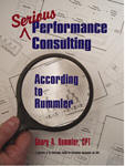 Cover of Serious Performance Consulting
